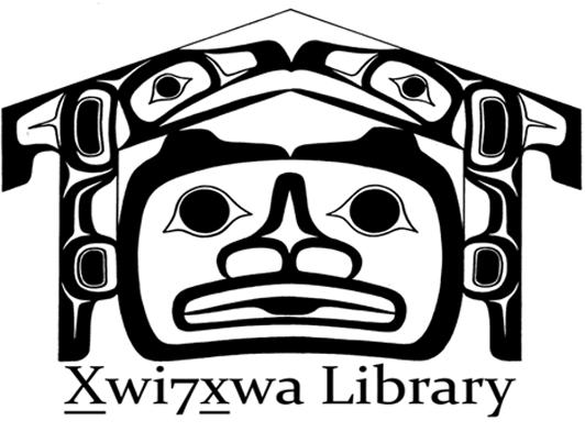 Xwi7xwa Library Logo