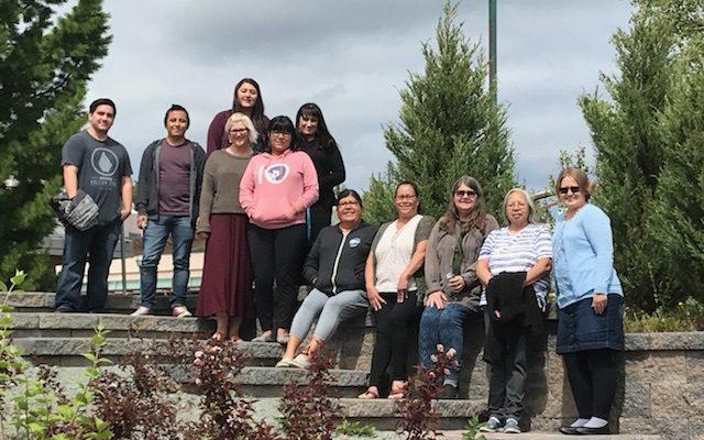2018 unbc group photo